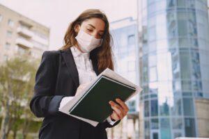 Brezplačne zaščitne maske za samozaposlene in mikro podjetja