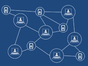 Predstavitev evropske infrastrukture blockchain storitev