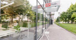 MP hub je finalist izbora Best coworking space 2020!